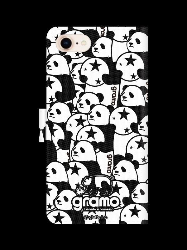 gramoスマートフォンケース ブックタイプB