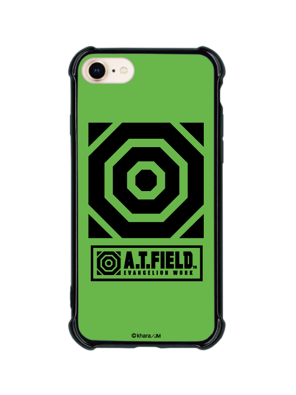 A.T.FIELD仮設5号機_05 スマートフォンケース ハイブリッドタイプ